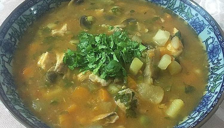 طرز تهیه سوپ شلغم و قارچ خوشمزه، مقوی و درجه یک!