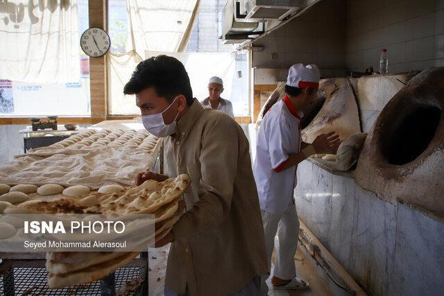 پلمب و کسر سهمیه آرد 14 نانوایی در لرستان