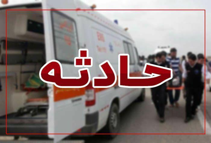 2 کشته در تصادف جاده ماهدشت به مهرشهر