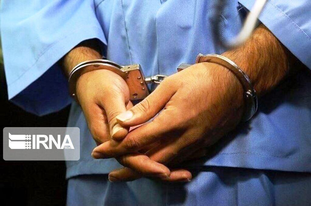 خبرنگاران سارقان مسلح محموله های بار در جاده های کهگیلویه و بویراحمد دستگیر شدند