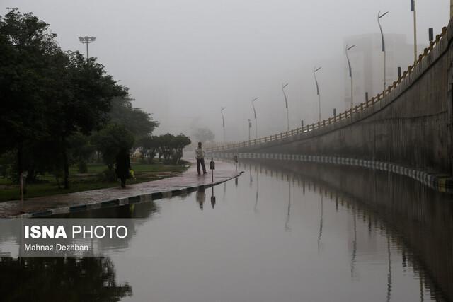 صدور هشدار سطح قرمز برای استان کرمان، کاهش 7 درجه ای دمای استان