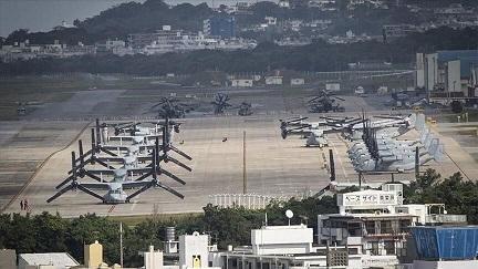 مذاکرات نظامی آمریکا و ژاپن به تعویق افتاد