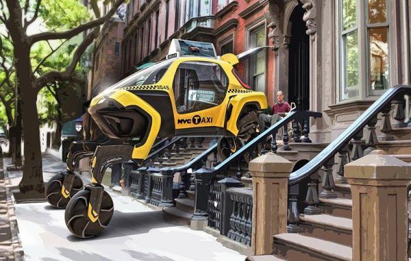 هیوندای شرکت تحقیقات رباتیک بوستون داینامیکس را خرید