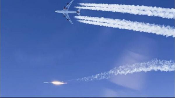 ویرجین وان 10 ماهواره کیوب ست را به فضا برد