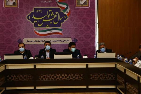 خبرنگاران شناسایی نقاط حادثه خیز جاده ای در خوزستان ضروری است