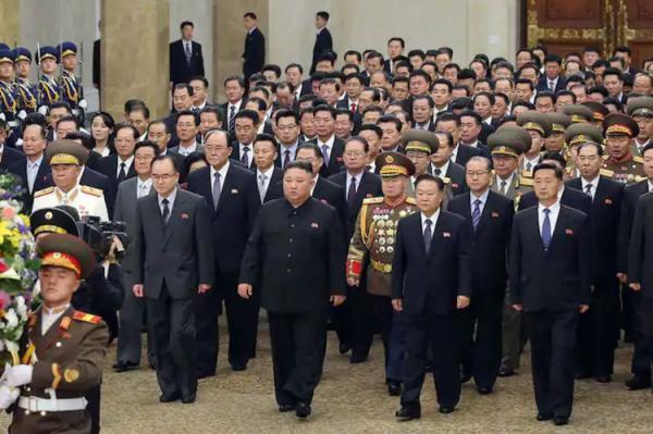 جنگ در زمین کره شمالی!