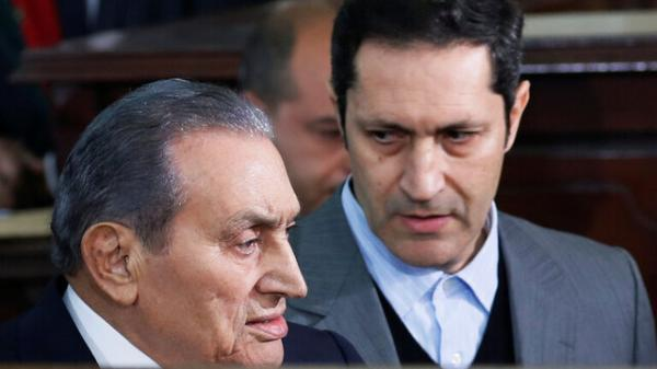 خانواده مبارک از اتحادیه اروپا شکایت می نماید