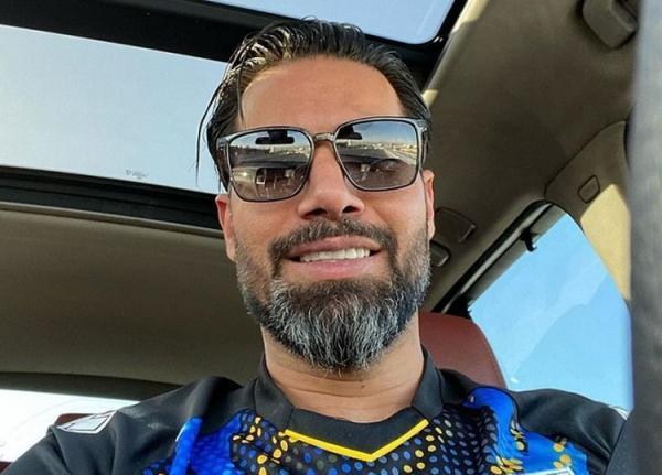 حمله امیرحسین صادقی به سرمربی سابق استقلال