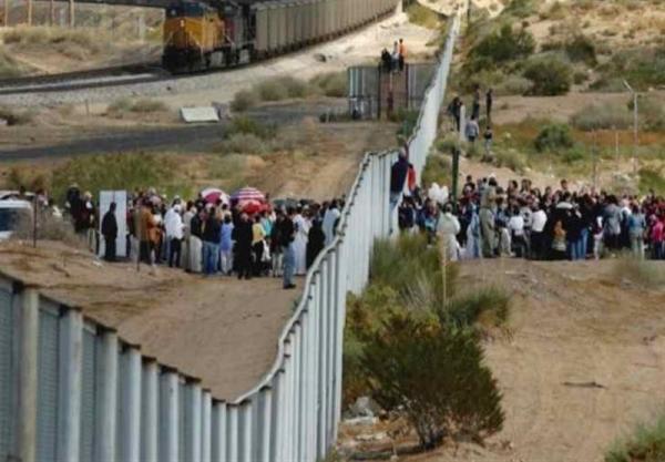 بیشتر آمریکایی ها شرایط مرزی را بحرانی می دانند