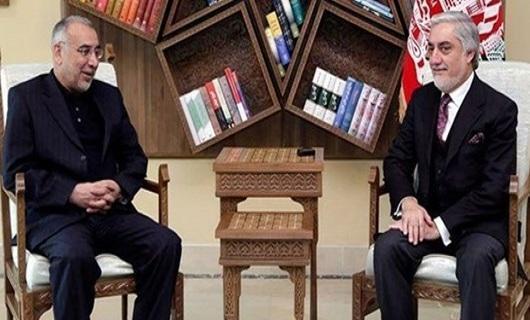 گفت و گوی تلفنی نماینده ظریف در امور افغانستان با عبدالله عبدالله