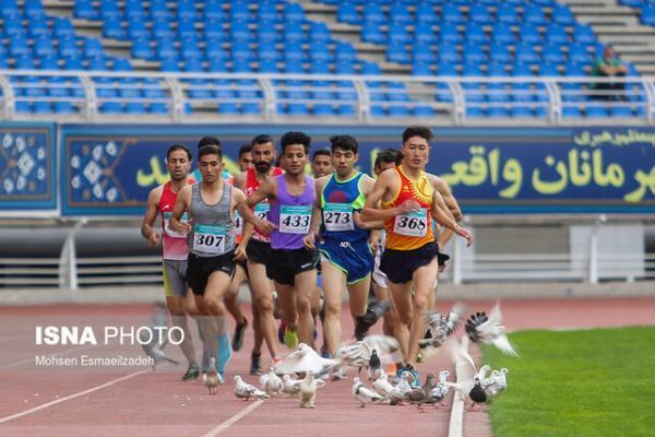 عراق قهرمان مسابقات دوومیدانی مشهد شد، تنها 9 طلا سهم تیم های ایران!