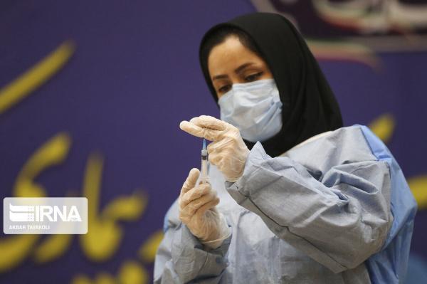 خبرنگاران یک هزار دانشجوی دانشگاه علوم پزشکی البرز واکسینه شدند