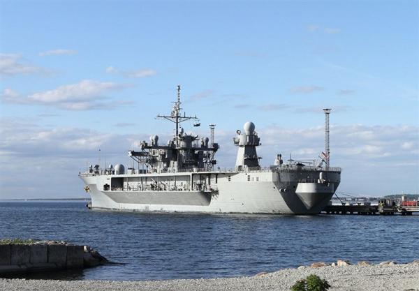 روسیه اقدامات کشتی نظامی انگلیسی در دریای سیاه را زیر نظر دارد