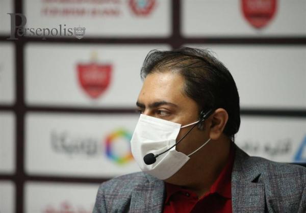 علی اسماعیلی: انتظار داشتیم پرسپولیس سهمیه بیشتری در تیم ملی داشته باشد، پرونده حمله به اتوبوس تیم را رها نمی کنیم