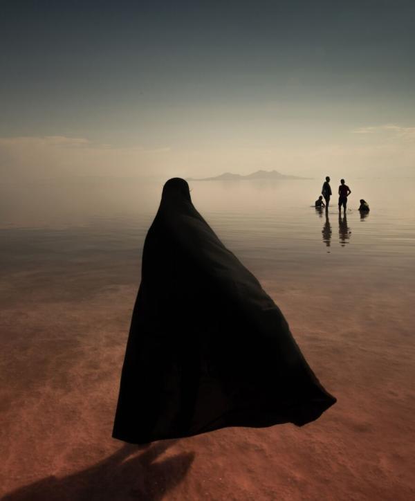مسعود میرزایی برنده مسابقه عکاسی خلاقانه سال 2021 شد