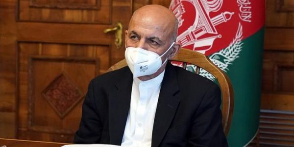 غنی: جامعه جهانی به طالبان هویت سیاسی داده است