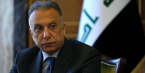 الکاظمی: اشتباهاتی که منجر به اشغال عراق به وسیله داعش شد تکرار نمی گردد