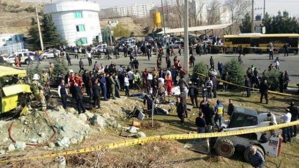 ارابه مرگ اینبار جان دو خبرنگار را گرفت