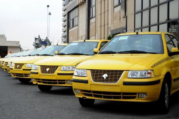 سی هزار تاکسی به ناوگان حمل و نقل عمومی کشور اضافه می گردد