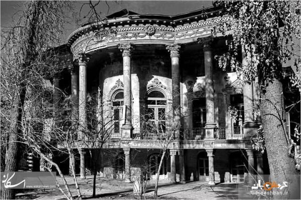 واقعیت عمارت مستوفی الممالک فارغ از عکس های تبلیغاتی