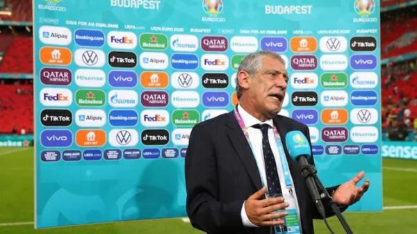سانتوس: مقابل تیم ملی فوتبال مجارستان از موقعیت های خود به خوبی استفاده نکردیم