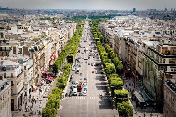 جاذبه های پاریس را از دست ندهید