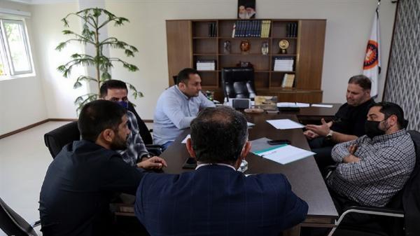 نخستین جلسه کمیته امور استان های فدراسیون کشتی برگزار گردید